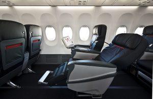 Turkish Airlines Marketing 737 BSI Interiors
