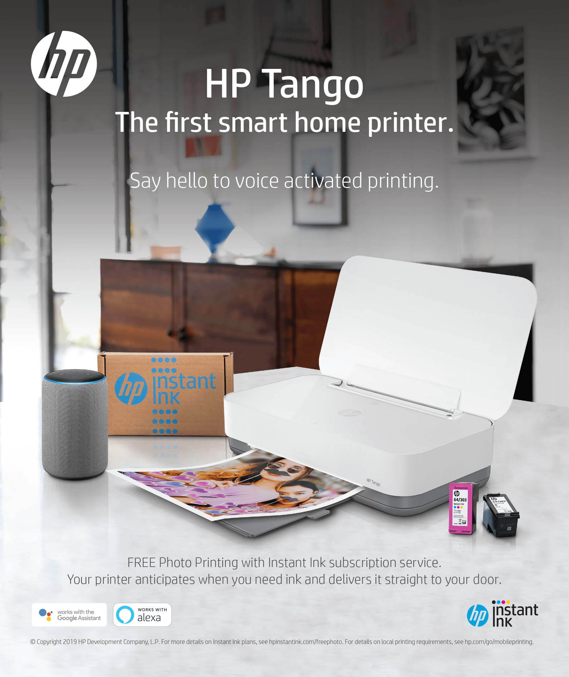 HP Canada - Advertising Partner - MarQuee Magazine