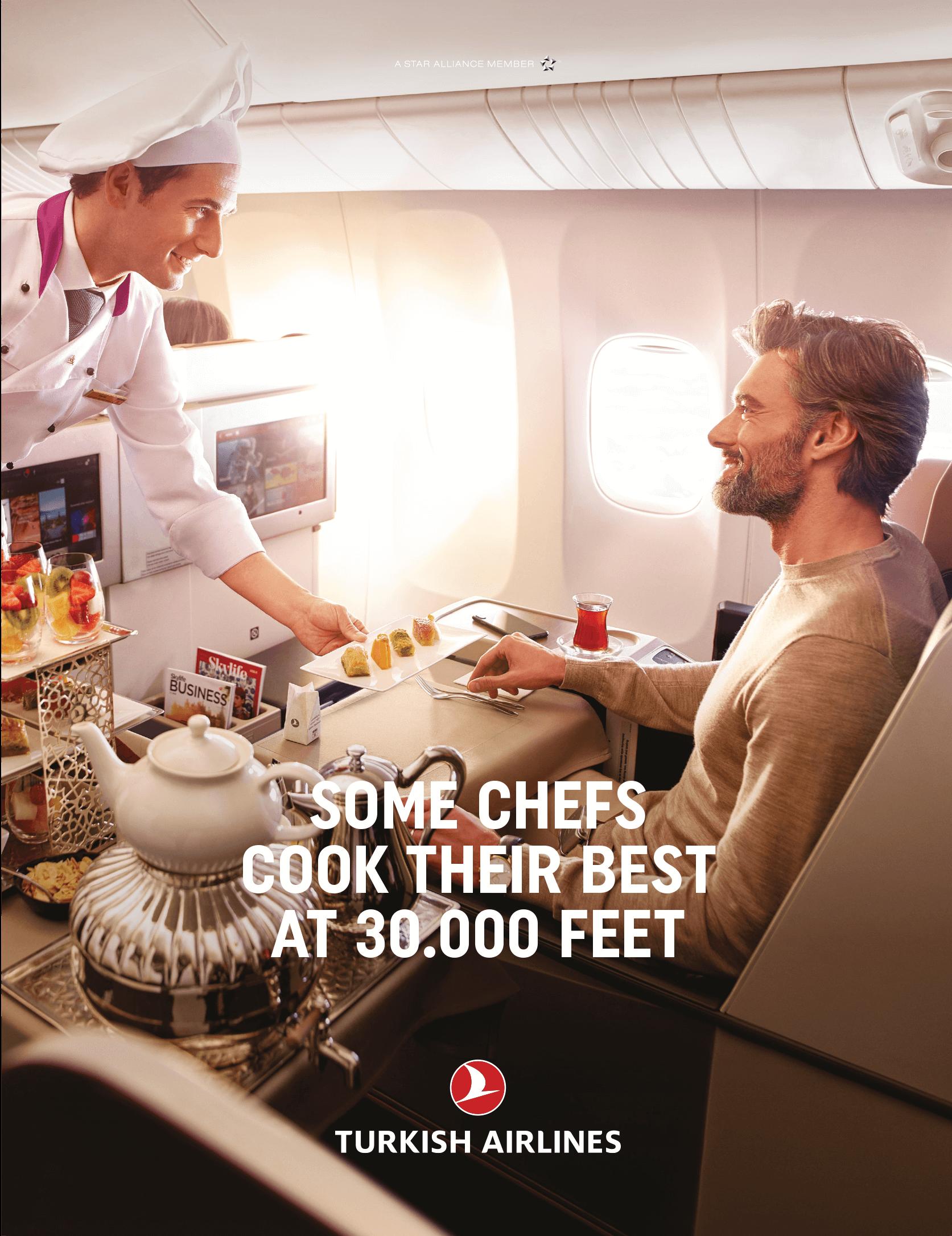 Turkish Airlines - Advertising Partner - MarQuee Magazine