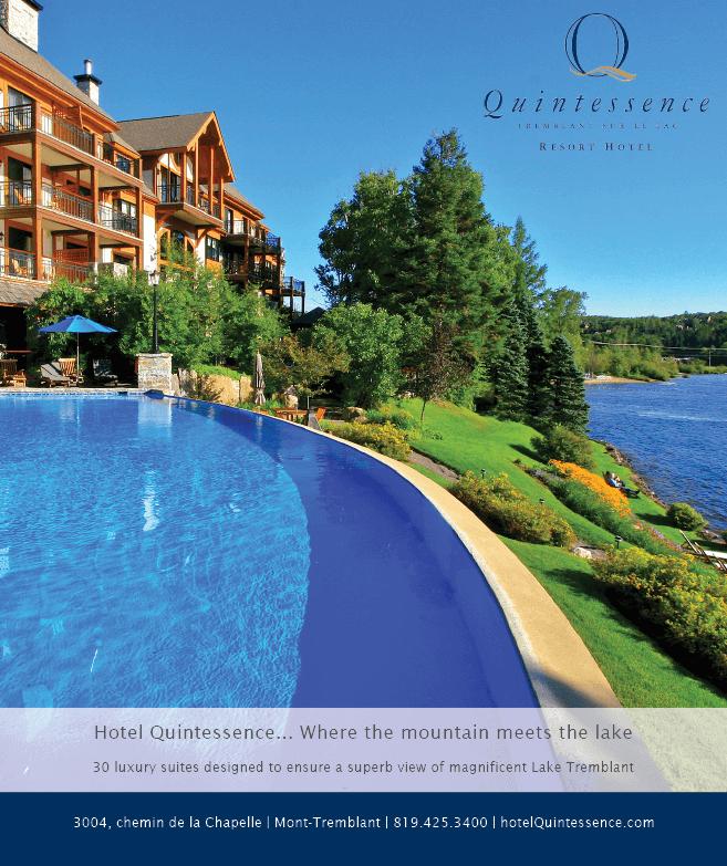Quintessence Resort Hotel MarQuee Magazine Fall 2019