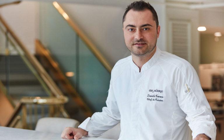 Chef De Cuisine, Chef Danielle Corona