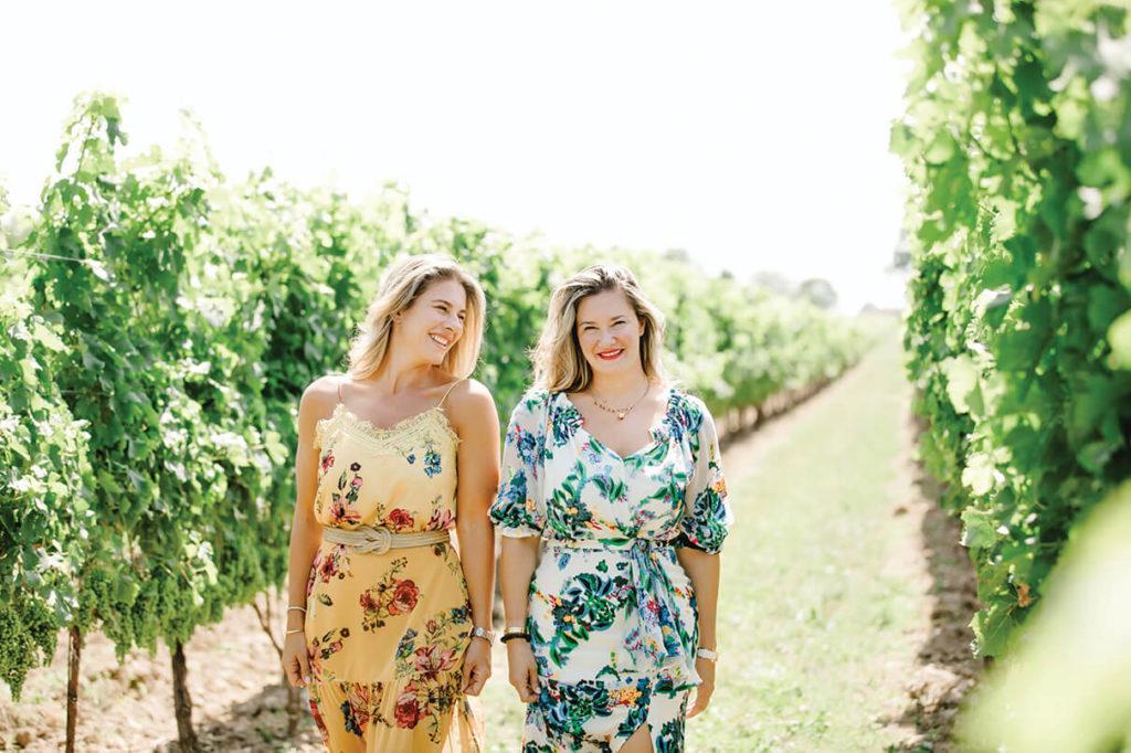 Angela Marotta & Melissa Paolicelli