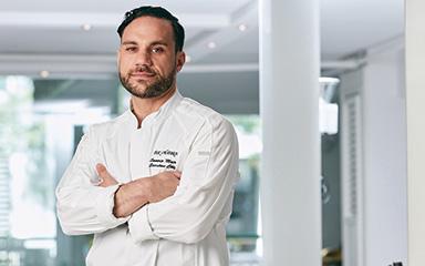 Chef Saverio Macri