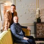 Colin & Justin for MarQuee Magazine