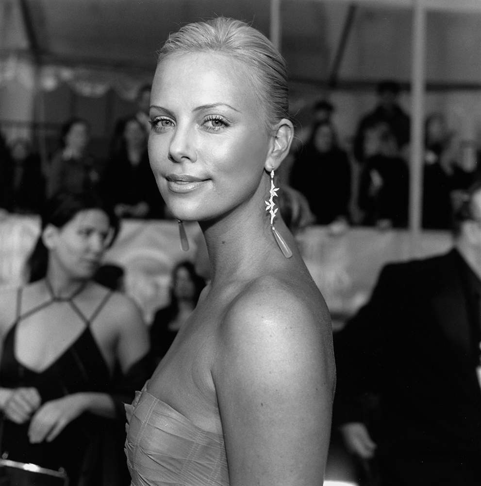 George Pimentel - Charlize Theron