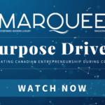 marquee magazine - purpose driven virtual event full video