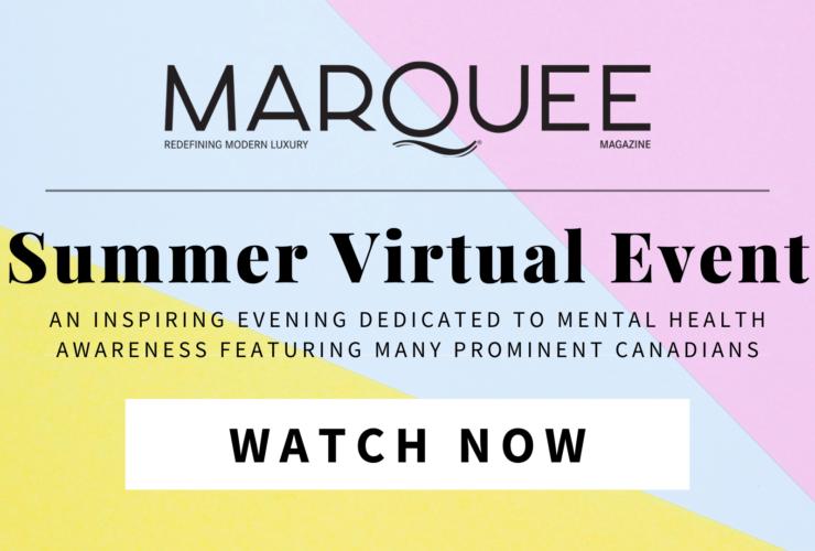 MarQuee Magazine - Summer Virtual Event