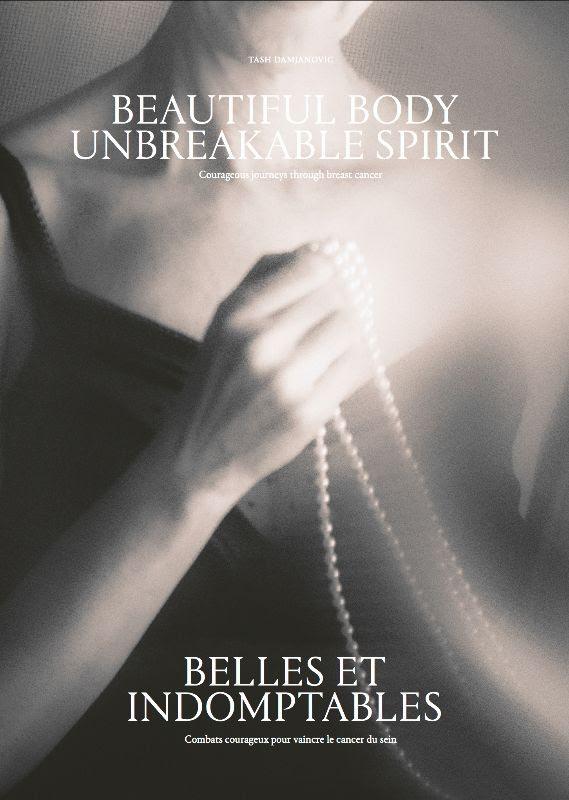 Beautiful Body, Unbreakable Spirit cover