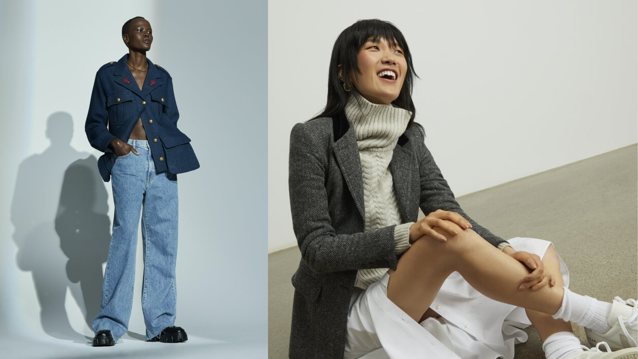 Holt Renfrew, Campaign for Wool Canada to Spotlight Latest in Sustainable Fashion with 2021 Capsule Collection
